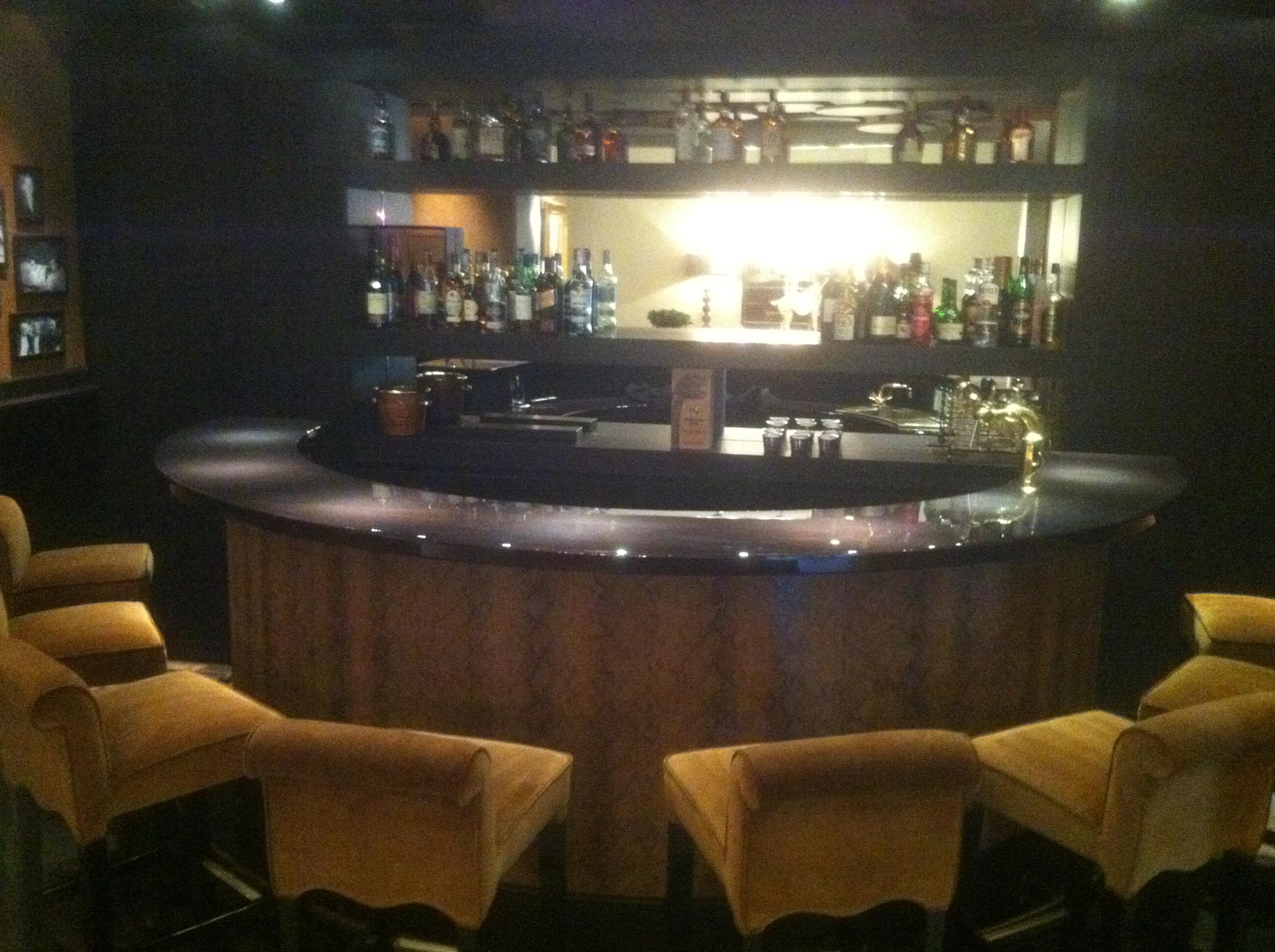 Ronde bar